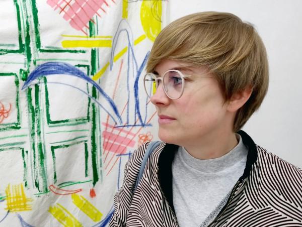 Porträt von Magdalena