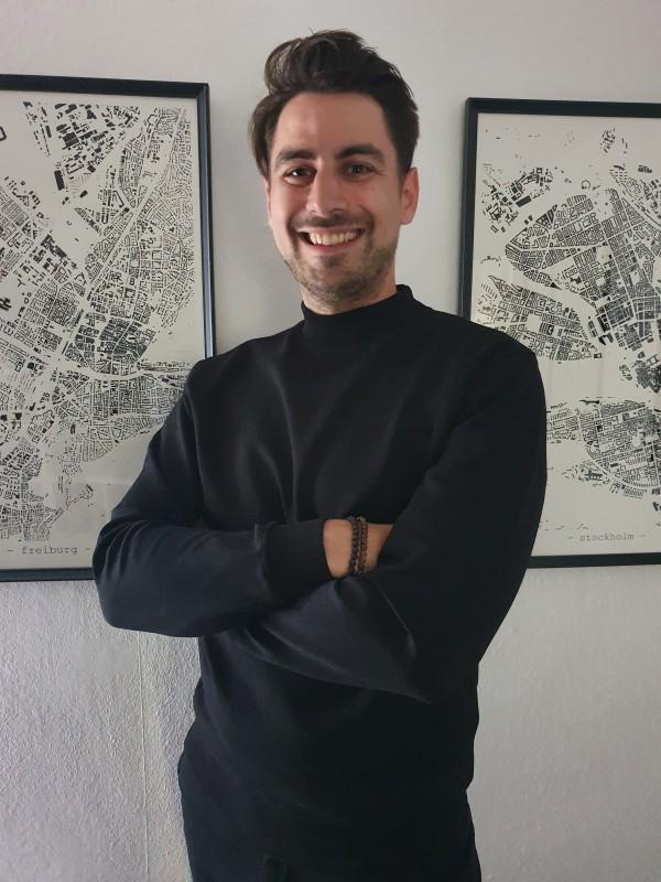 Porträt von Michael
